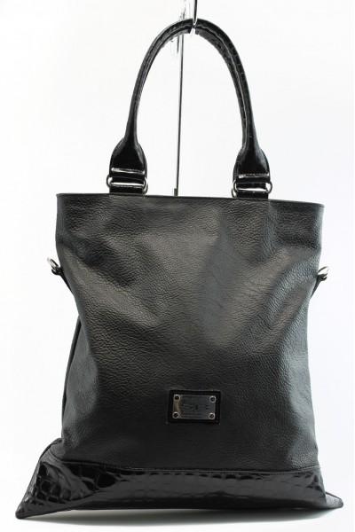 ff2cd7fea44 Дамска чанта черна СБ 1052 с.чKP