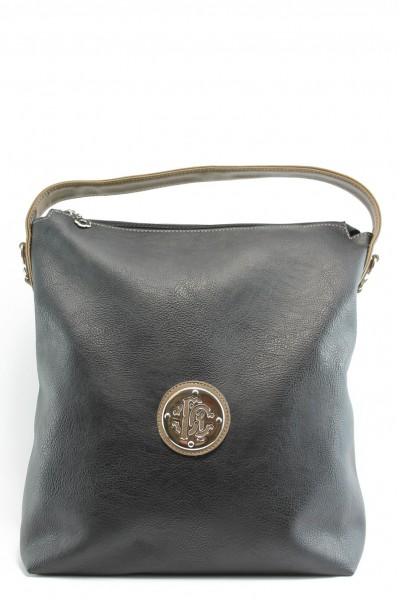 c0ca214ab4d Дамска чанта черна СБ 1070 чернаKP