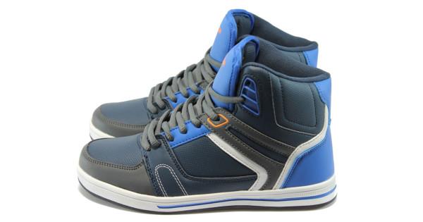 b887f22352a Юношески сини кецове БР 5075 синKP