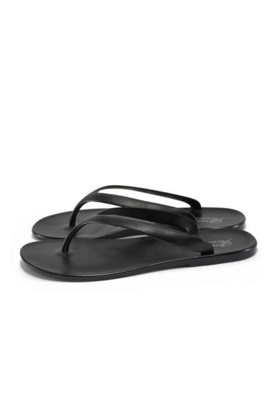 5554f297ad6 Черни джапанки, pvc материя - всекидневни обувки за лятото N 10008924