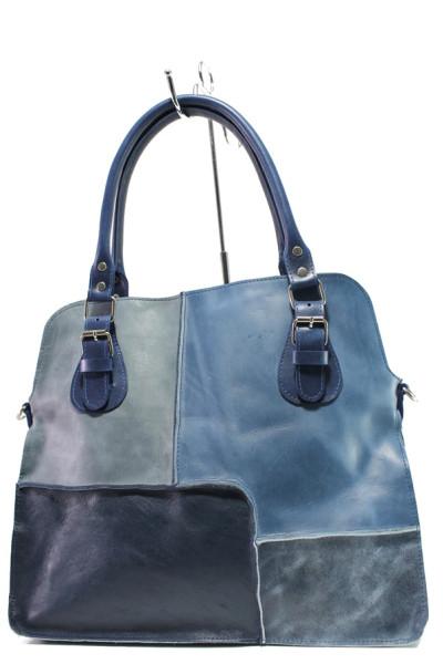 e9b20f50b44 Тъмносиня дамска чанта, естествена кожа - удобство и стил за вашето  ежедневие N 100014150