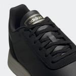 Черни тинейджърски маратонки, естествена кожа и естествена велурена кожа - спортни обувки  N 100017788