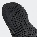 Черни тинейджърски маратонки, текстилна материя - спортни обувки  N 100017790