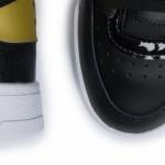 Черни тинейджърски маратонки, естествена кожа - спортни кецове  N 100017833