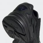 Черни тинейджърски маратонки, естествен набук - спортни обувки  N 100017762