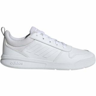 Бели тинейджърски маратонки, естествена кожа и еко-кожа - спортни кецове  N 100017840