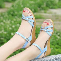 Дамски сандали за лятото
