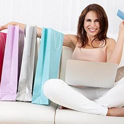 Купуване на дрехи онлайн