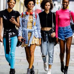"""Модни съвети за """"street chic"""" облекло"""