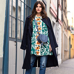 3 начина да носите флорална рокля