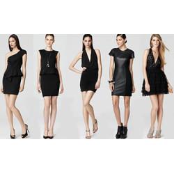 Коктейлни рокли: видове