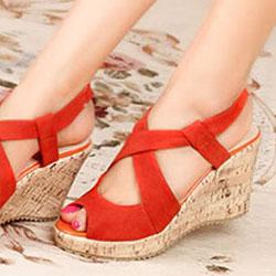 5 типа дамски обувки, предпочитани за летните вечери