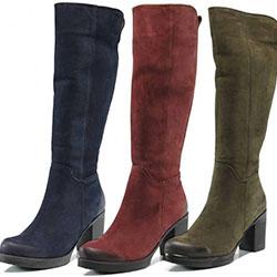 Тенденции в зимни обувки в магазините