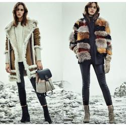Модни тенденции при връхните зимни дрехи 2017