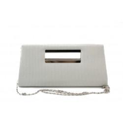 Дамска бяла чанта МИ 3 бялаKP