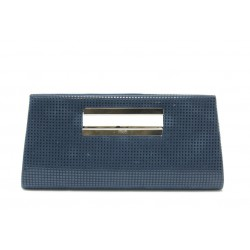 Елегантна синя дамска чанта МИ 5 синяKP