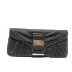 Стилно дамско портмоне черно ФР L170 черноKP