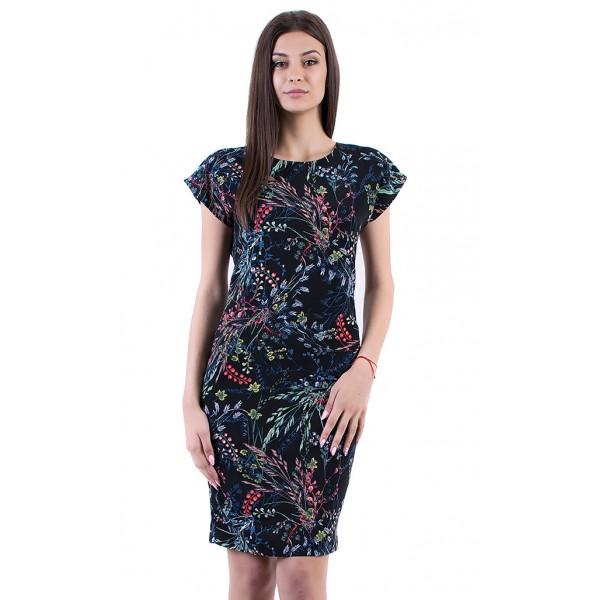 Стилна дамка рокля
