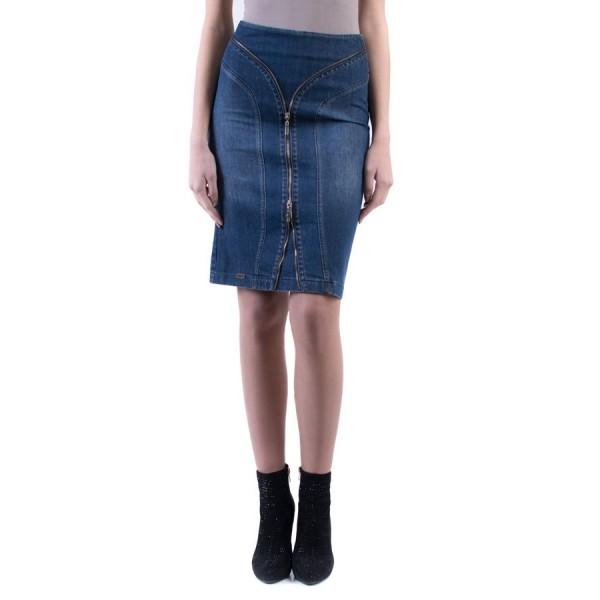 Синя пола