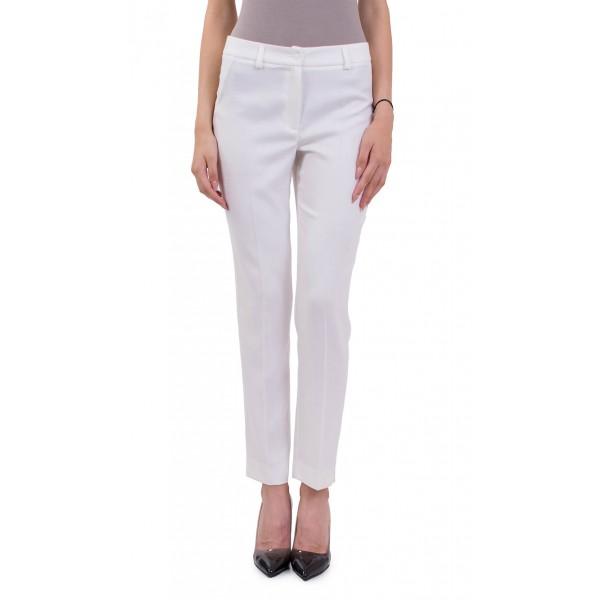 Дамски панталон - лен