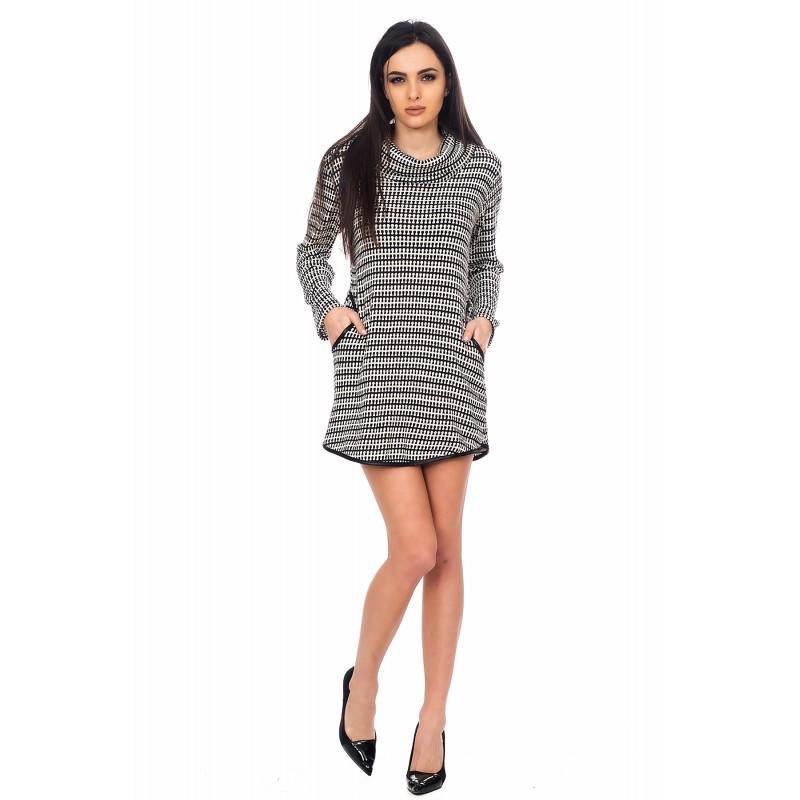 9ea8ca6c926 Дамска рокля колекция 2018