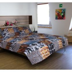 Модерен спален комплект с 3D десен Fashion