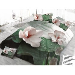 Спален комплект 3D дизайн - Дива Орхидея