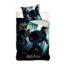 3D Спален комплект от Памучен сатен - Хари Потър