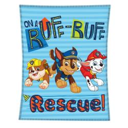 Детско поларено одеяло Спасители