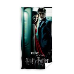 Памучна кърпа за плаж Хари Потър