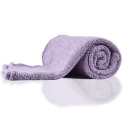 Топло полиестерно одеяло в лилаво - Лия