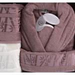 Луксозен комплект за баня Хайми - 100% Бамбук