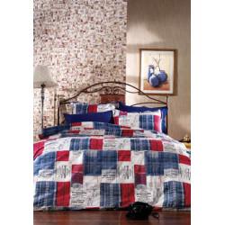 Памучен спален комплект Кая