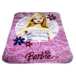 Детско зимно одеяло Barbie Fashion