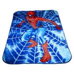 Детско зимно одеяло Спйдърмен