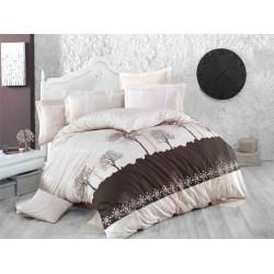 Стилен памучен комплект за спалня БЛАЖЕНСТВО