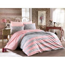 Стилен памучен комплект за спалня НЕЖНА НОЩ