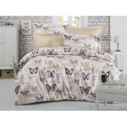 Стилен памучен комплект за спалня ИДИЛИЯ