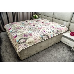 Микрофибърно покривало за спалня Mistica