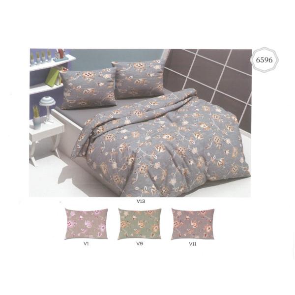 100% Памучен спален комплект Виктория