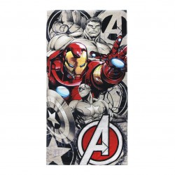 Памучна кърпа за плаж The Avengers