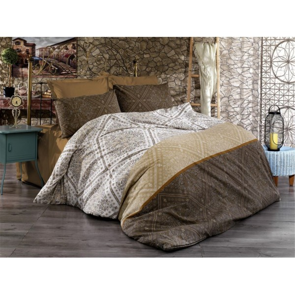 Памучен спален комплект Persia - ранфорс
