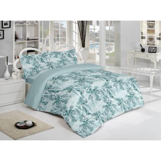 Спален комплект Miami Turquoise - 100% Памук