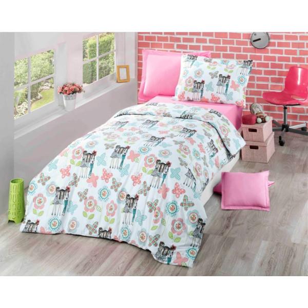 Детски Памучен спален комплект Merry mood