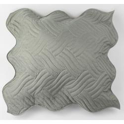 Интериорна възглавница в сив десен