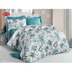 Памучен спален комплект Аурис - Ранфорс