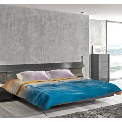 Безшевно покривало за спалня - Лебеди