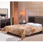 Микрофибърно покривало за спалня с 3D дизайн - Аморе