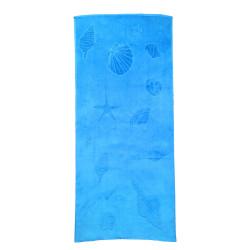 Памучна кърпа за плаж Морско настроение