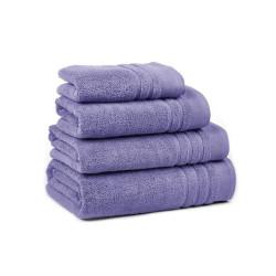 2 броя едноцветни хавлиени кърпи МК 30/50
